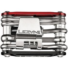 Lezyne Rap-15 CO2 Cykelværktøj rød/sort